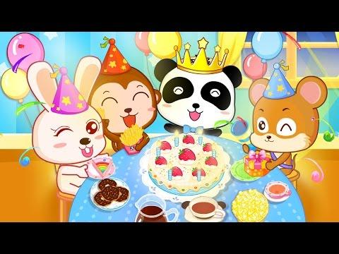 Baby Panda's Birthday Party