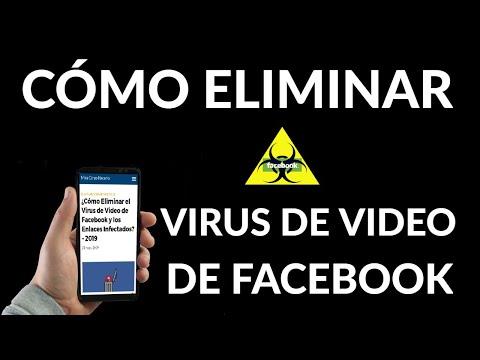 Cómo Eliminar Virus de Facebook