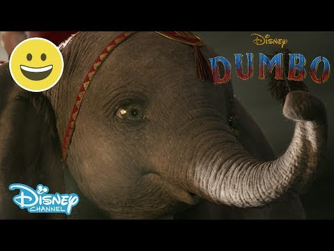Access All Areas | Dumbo Set Tour! | Disney Channel UK
