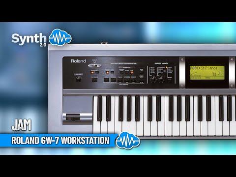 Roland GW-7   Sound Programming