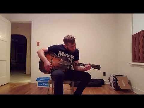 Swiss army man cave ballad cover