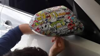 Car wraping