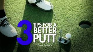 3 Golf Tips For Better Putting