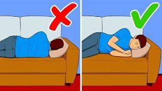 8 Gründe, Warum Du Nachts Immer Wieder Aufwachst