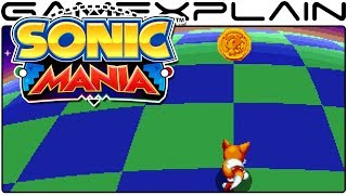 Sonic Mania - All Bonus Stages (Blue Sphere)