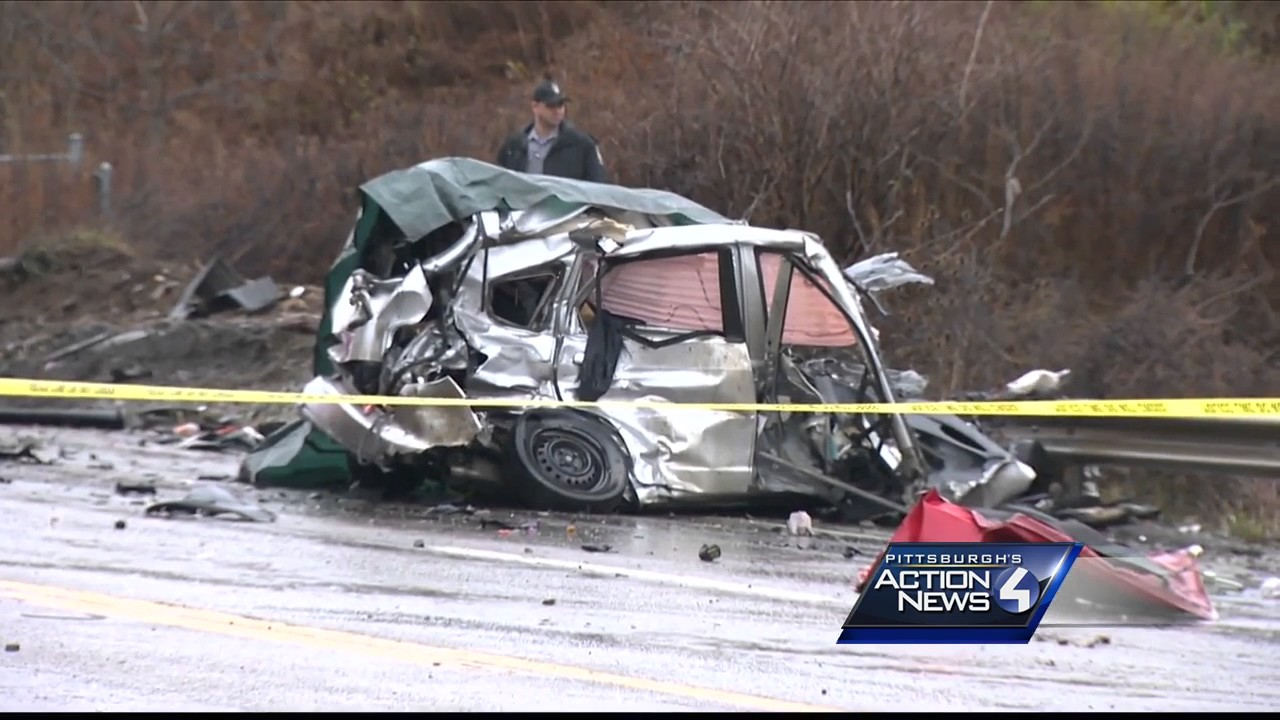 Fatal Crash Involves 2 Cars Tractor Trailer In Middlesex Township Butler County
