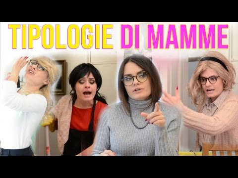 TIPOLOGIE DI MAMME | MARYNA