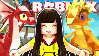 I Became the DRAGON LADY in Roblox!