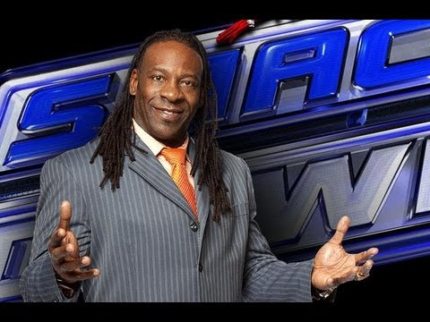 Wwe Booker T is the new General Manager of SmackDown 8 4 ...