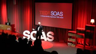 Intellectual Protectionism: Jamie Whyte at TEDxSOAS