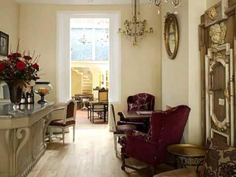 Cool & Classic French Home Interior Design & Decoration Ideas!! Elegant!!