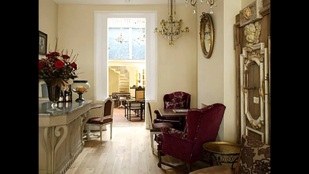 Cool & Classic French Home Interior Design & Decoration ... on House Interior Ideas  id=54081