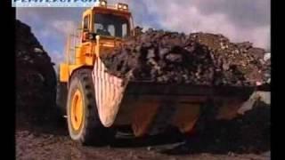 Фронтальный погрузчик 560C(Тяжелый фронтальный погрузчик купить 8-905-776-24-06 Предлагаю ознакомиться с российским мульчером http://www.youtube.com/w..., 2011-08-13T11:31:50.000Z)