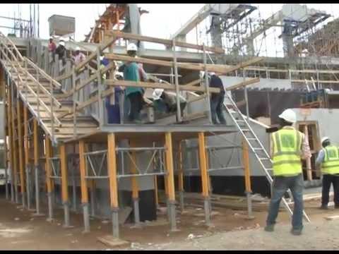 The making of the Akwa Ibom International Stadium