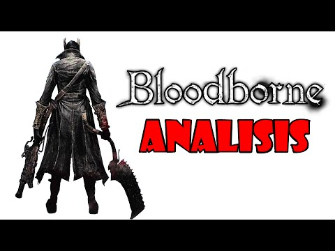 BLOODBORNE: Análisis en español + Opinión - TRAILER GAMEPLAY Game Awards 2014