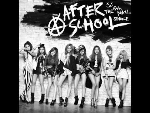 AFTER SCHOOL '첫사랑(First Love)' Audio + DL