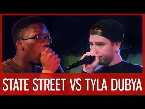 TYLADUBYA vs STATESTREET  |  American Beatbox Championship 2016  |  1/8 Final