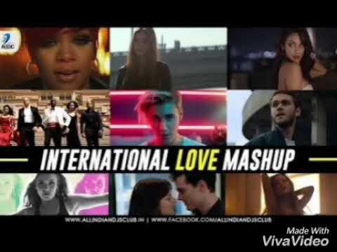 International love mashup 2018
