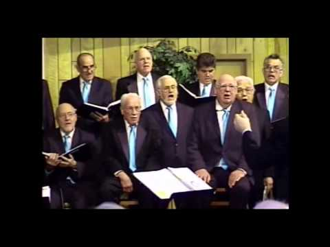 His Praise Men's Chorus in Worship Service Concert 2-20-16