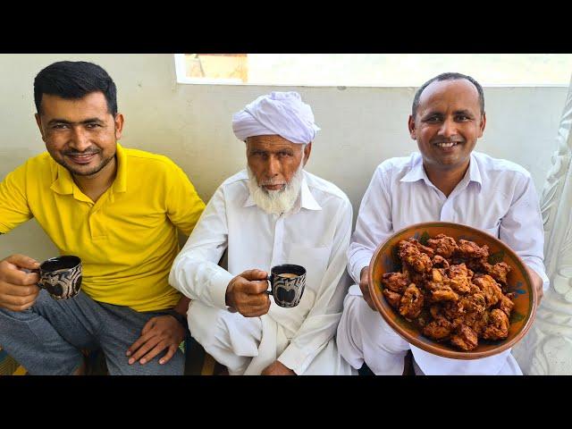 Rainy Day Snacks Chicken Pakora | Chai Pakora | Crispy Chicken Pakora Recipe | Mubashir Saddique