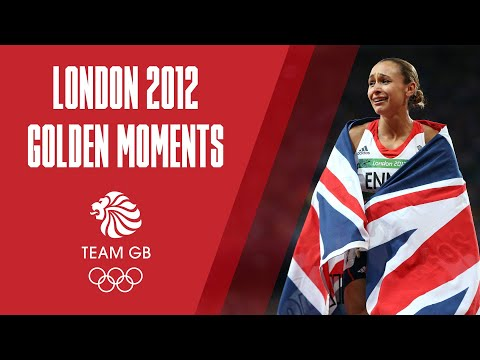 Team GB Golden Moments of London 2012