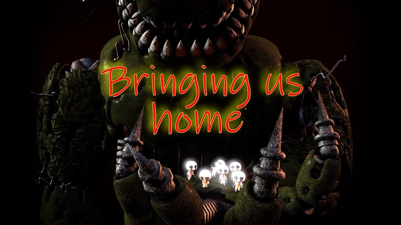 [SFM][FNaF] |Bringing Us Home| by TryHardNinja