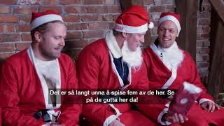 Spårtsklubbens julekalender: 10. desember