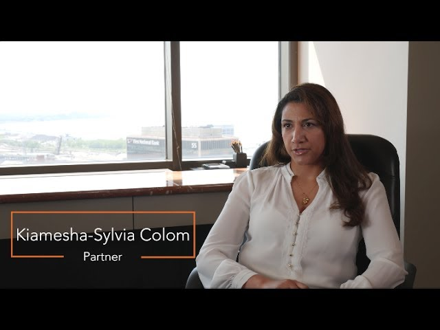Kiamesha-Sylvia Colom, Partner - Benesch Law