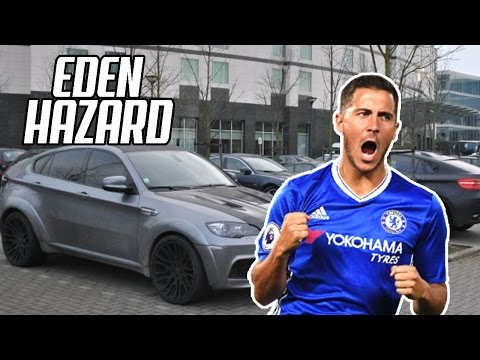 COLECCIÓN DE AUTOS EDEN HAZARD | CAR COLLECTION | WHATTHECAR