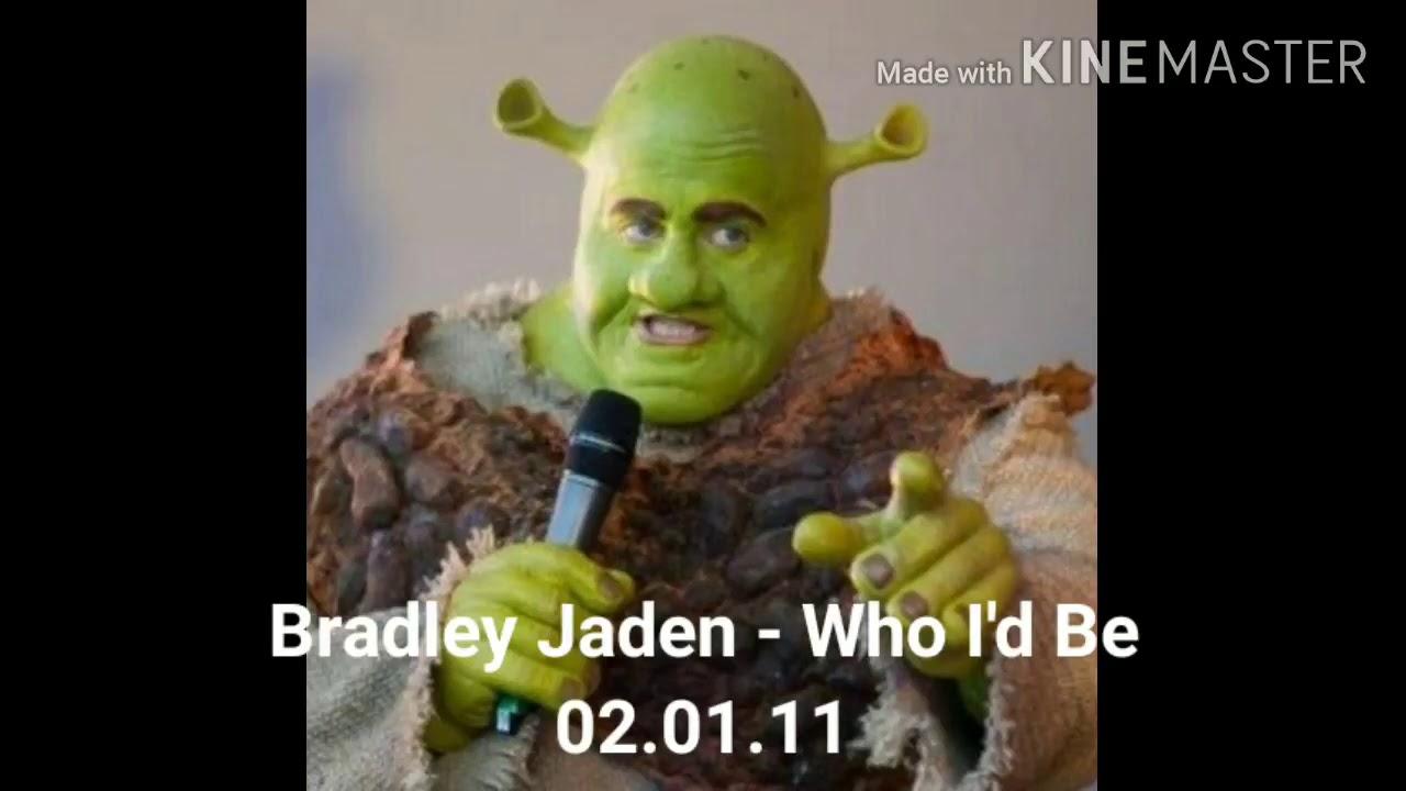 Download Shrek The Musical Bradley Jaden Who I'd Be 02.01.11