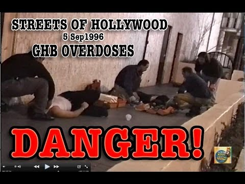 GHB Overdoses Diamond Club 11 17 1996  B529