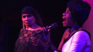 Melba Moore and Vivian Reed sing Duke Ellington
