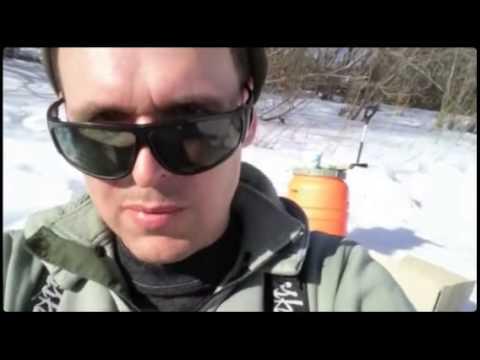 рыбалка на лозьве 2016