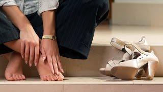 Тесная обувь как разносить  #edblack