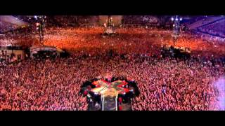 Coldplay Fix You Live 2012 Stade De France HD With Lyrics
