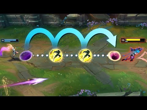 BEST CREATIVE FLASH MOMENTS - 200 IQ Flash Montage - League of Legends