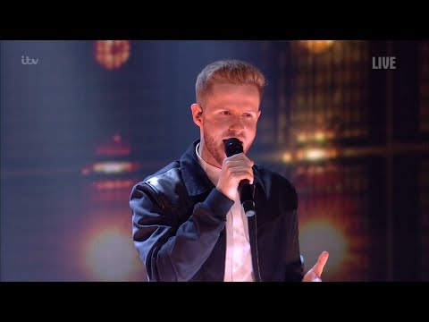 Britain's Got Talent 2019 Live Semi-Finals Night 4 Mark McMullan Full Clip S13E15