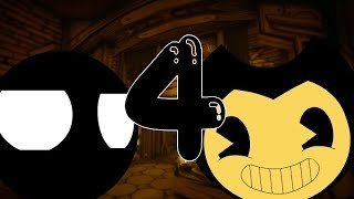JzBoy just want to play Bendy and the ink Machine chapter 4