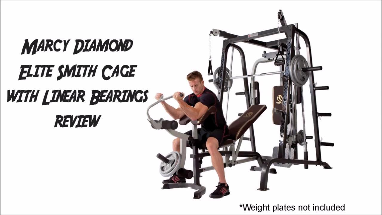 Marcy Diamond Elite Workout Routine