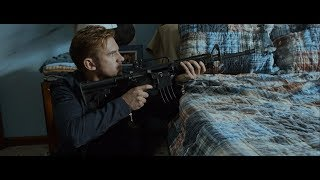 The Guest - House Shootout Scene (1080p)