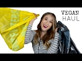 Vegan Fashion Haul | Cruelty Free Shoes, Makeup, Coats, & Bags