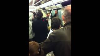 Paris Metro Numa Numa
