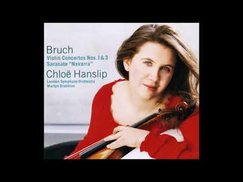 Bruch  Violin Concerto No.3 in D minor Op.58  I Allegro energico