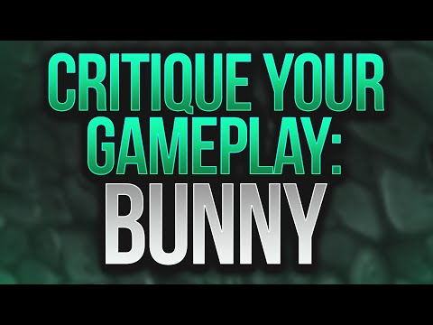 Monk Monday #60 | Critiquing YOUR Gameplay - Bunny!!