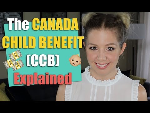 The Canada Child Benefit Explained