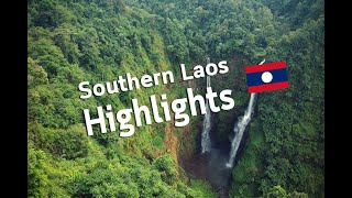 5 Days in Southern Laos!