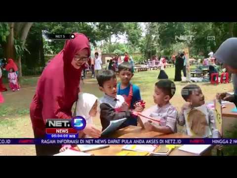 Literacy Fair 2017 School of Universe di Net TV