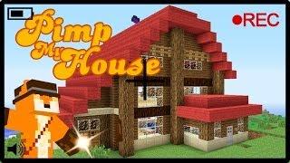 Minecraft - Дом на прокачку ШОУ  1 сезон (1 серия)