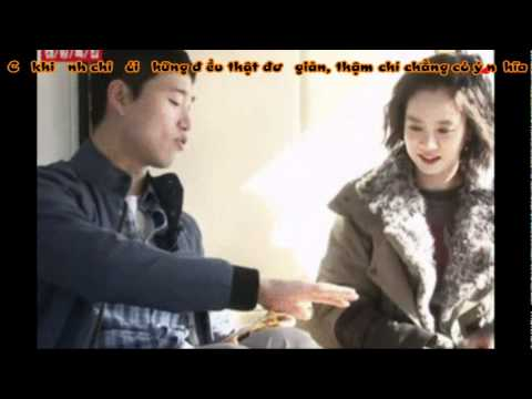 Vietsub - You're the Answer to a Guy Like Me (Lessang ft. Harim) - Monday Couple