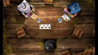 GOVERNOR OF POKER GAMEPLAY AND FINISHING THE GAME!